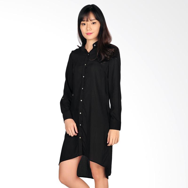 SJO & SIMPAPLY Tapkia Women's Mini Dress - Black