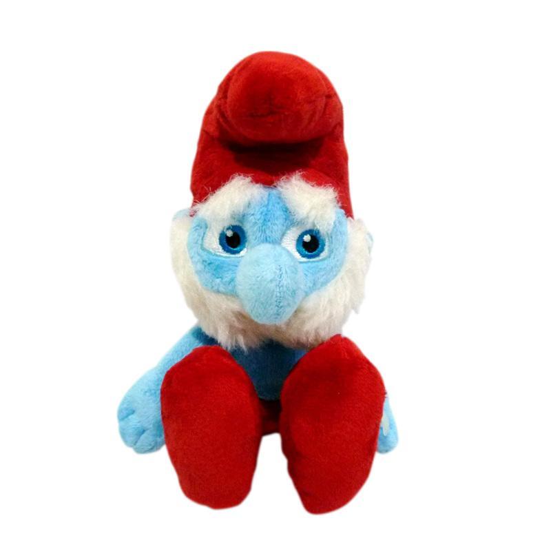 harga Smurfs Papa Smurf Boneka [Original] Blibli.com