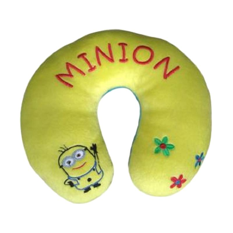 Radysa Minion Karakter Bantal Leher - Kuning