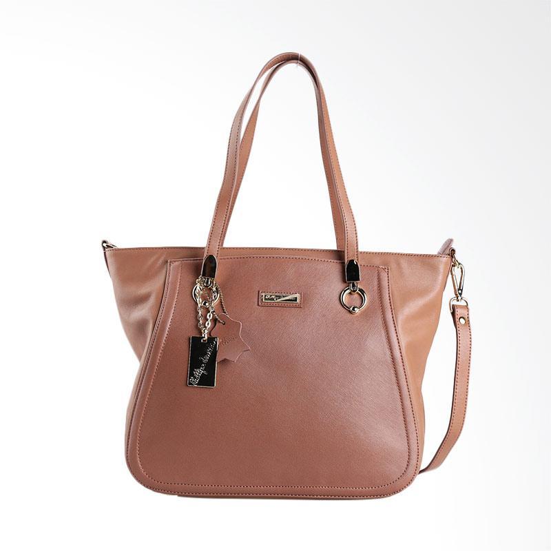 harga Phillipe Jourdan IWL 1703 Celeste Hand Bag Wanita - Brown Blibli.com