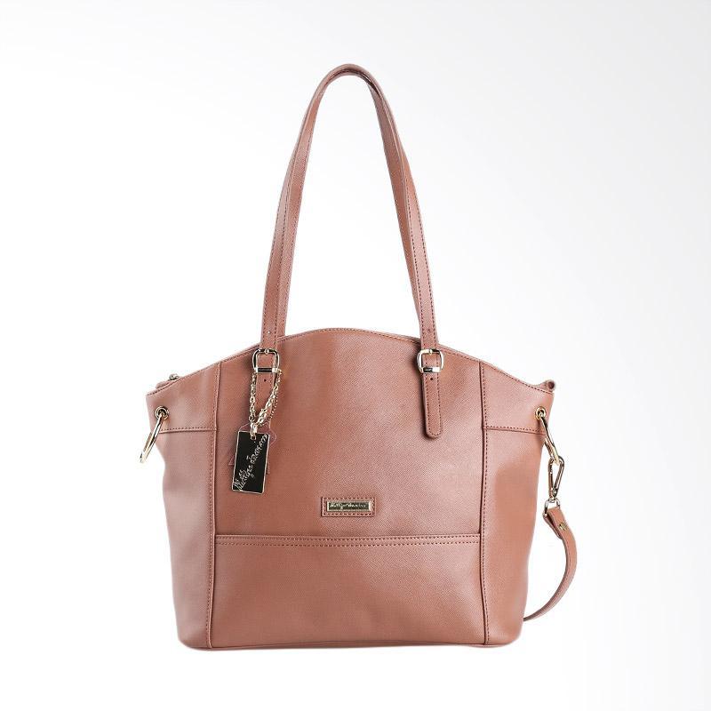 harga Phillipe Jourdan IWL 1706 Caroline Hand Bag Wanita - Brown Blibli.com