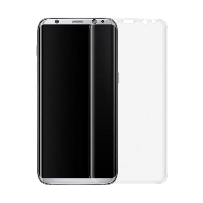 3T Tempered Glass Screen Protector for Samsung Galaxy S8 Plus - Transparant [Full Cover]