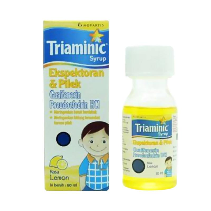TRIAMINIC Expectorant Sirup 60 mL