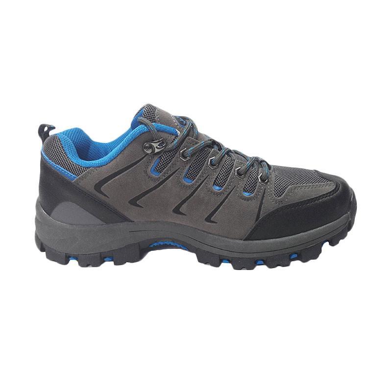 Snta Sepatu Gunung Unisex - Grey Blue [401]