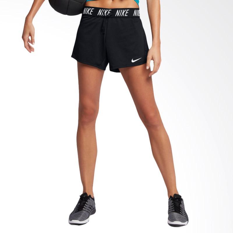 NIKE AS W Dry Short Celana Olahraga Wanita - Black [885274011]