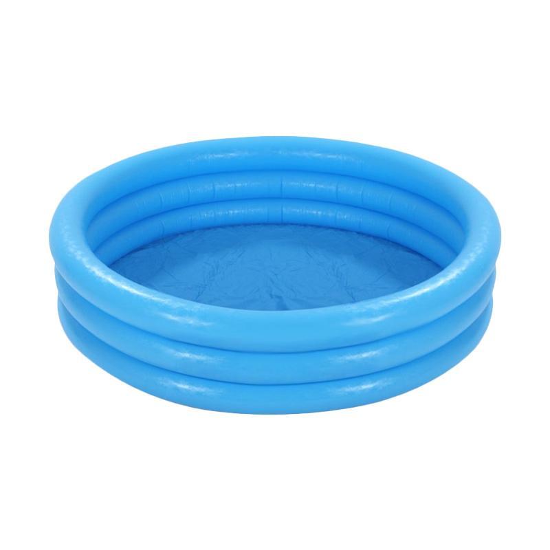 Intex 59416 Crystal Blue Pool Kolam Renang Anak