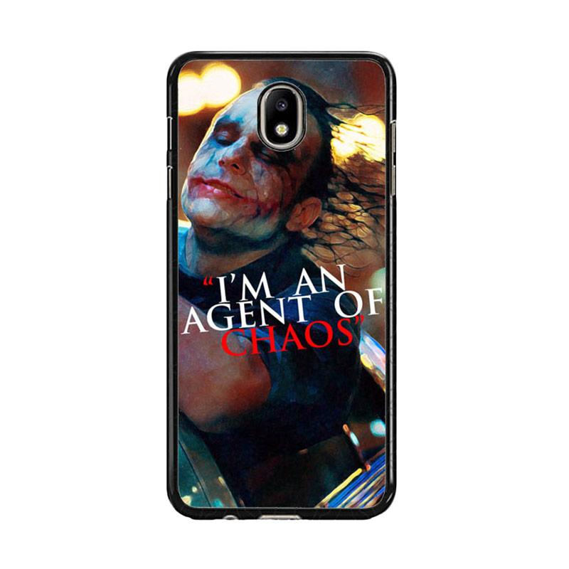 Acc Hp Agent Of Chaos E0006 Custom Casing for Samsung J7 Pro