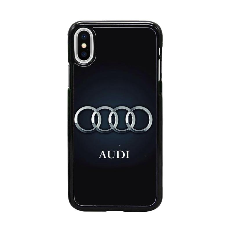 Acc Hp Audi rs W4932 Custom Casing for iPhone X