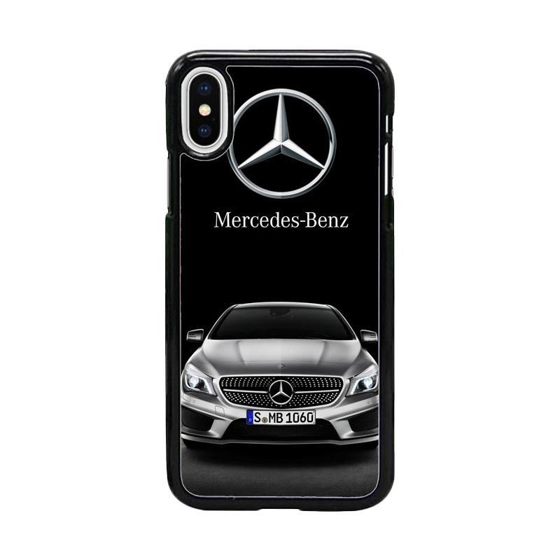 Acc Hp Mercedes Benz CLA Class W4925 Custom Casing for iPhone X