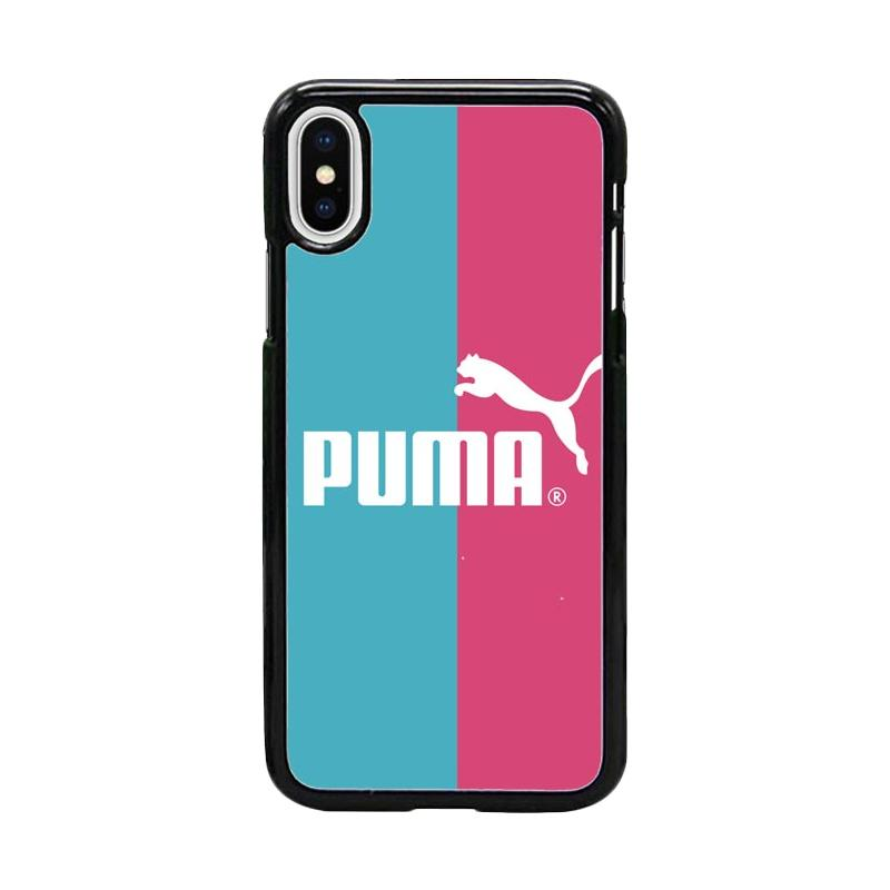 Acc Hp Puma Fashion Shoes W5009 Custom Casing for iPhone X