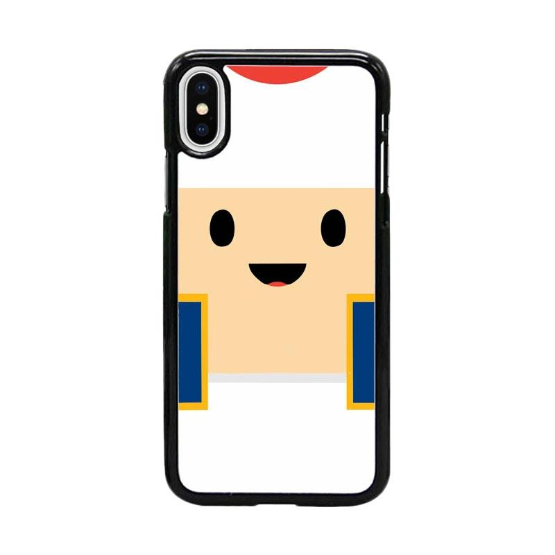 Acc Hp Toad Mario Bross W5068 Custom Casing for iPhone X