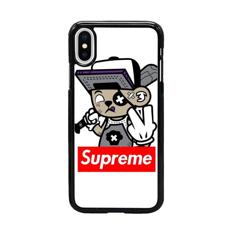 Acc Hp Supreme Graffiti Tee W5097 Custom Casing for iPhone X