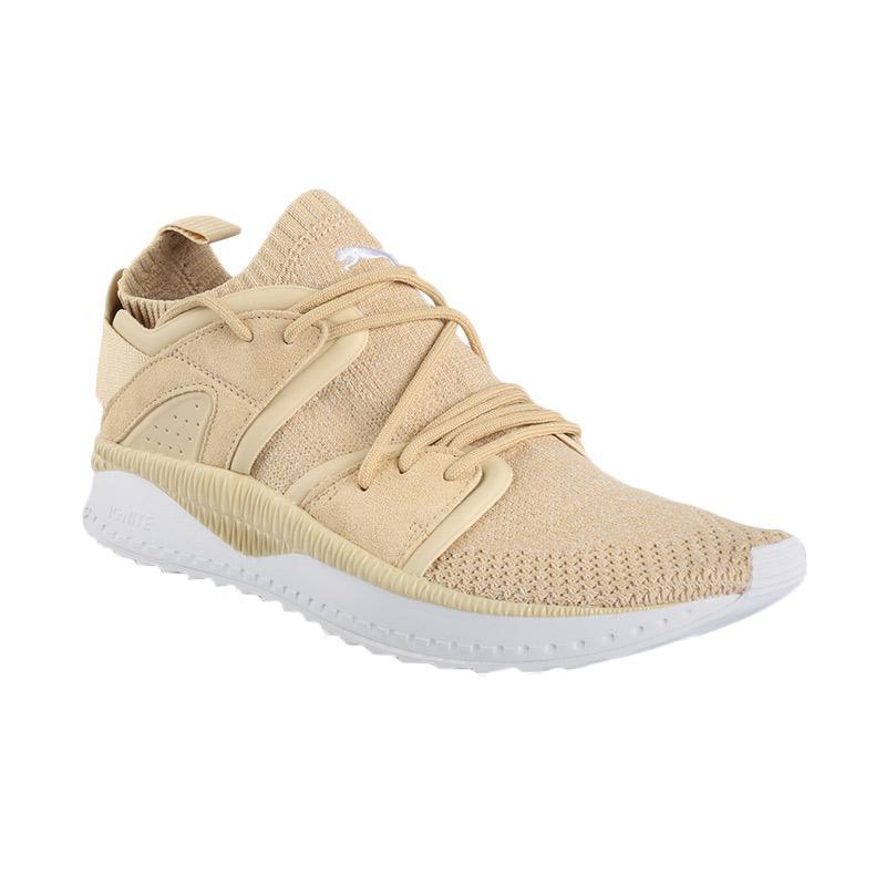 harga PUMA Men Tsugi Blaze Evoknit Shoes Sepatu Olahraga Pria - Cream [364408 06] Blibli.com