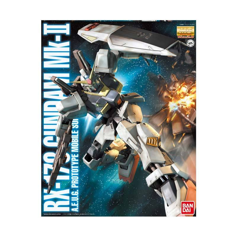 Bandai MG 1 100 Gundam Mk II Ver 2 0 Model Kit 1 100