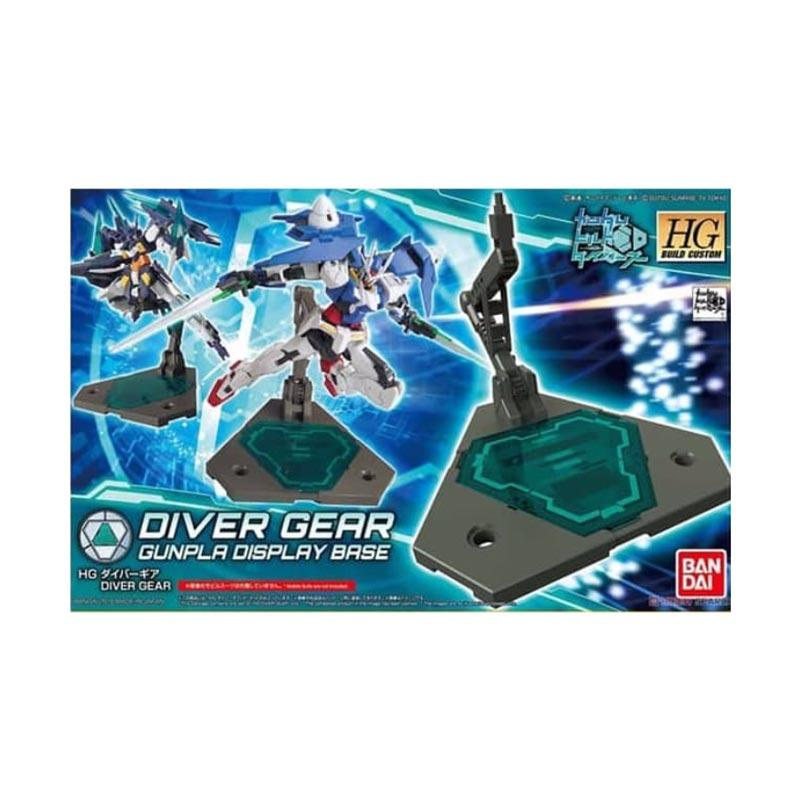 harga Bandai 0481451 Gundam HGBC 034 Diver Gear Model Kit [Base Only] Blibli.com