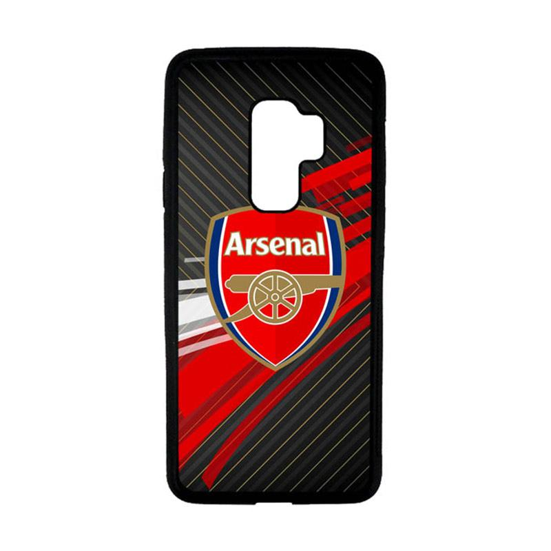 Bunnycase Arsenal Wallpaper L0057 Custom Hardcase Casing for Samsung Galaxy S9 Plus