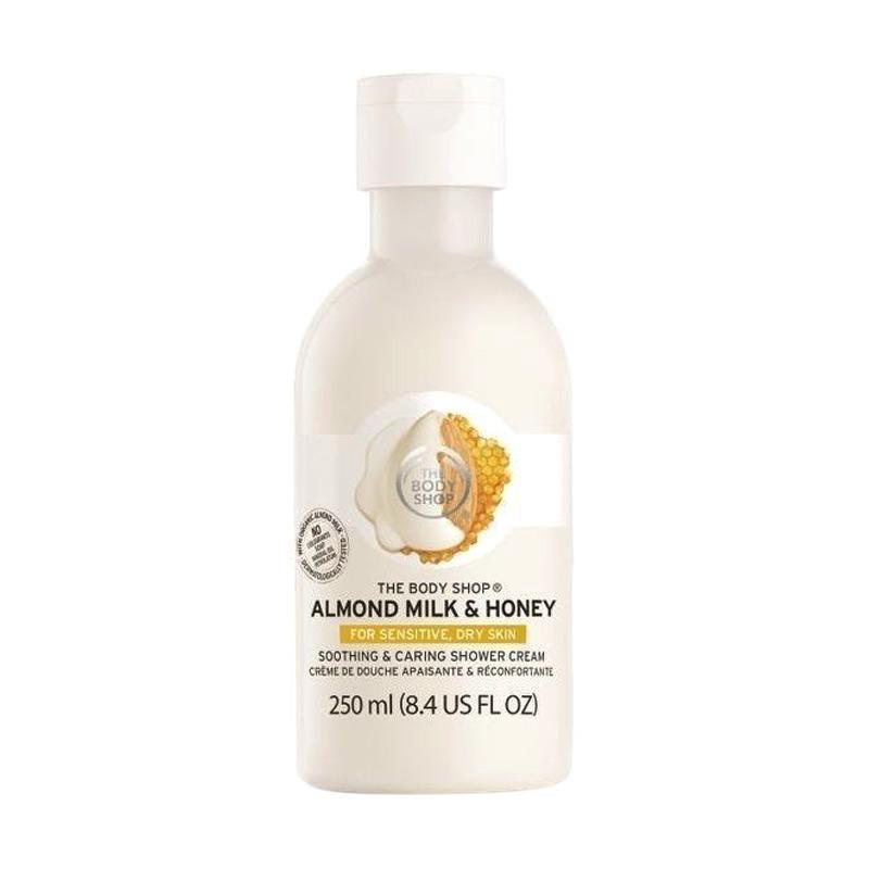 The Body Shop Almond Milk Honey Shower Gel