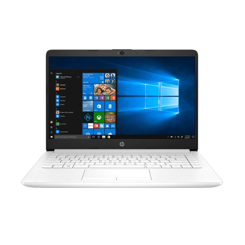 HP 14S CF0048TX Notebook White Core i5 8250 4 GB 1 TB VGA 14 Windows 10