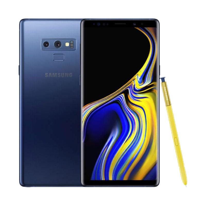Preorder - Samsung Galaxy Note9 Smartphone - Ocean Blue [128GB/ 6GB] + Samsung Smart TV 32 Inch HD [UA32N4300] -
