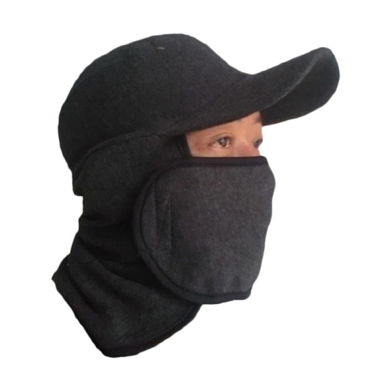 Universal Masker Samping Topi Pancing Multifungsi