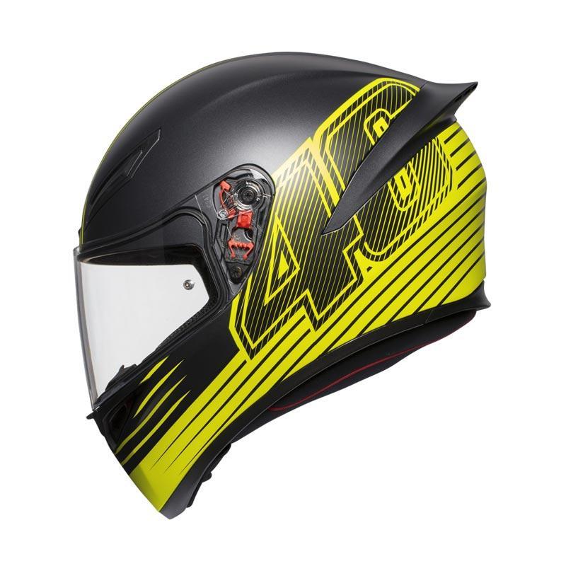 Jual Agv K1 Edge 46 Helm Full Face Online Maret 2021 Blibli