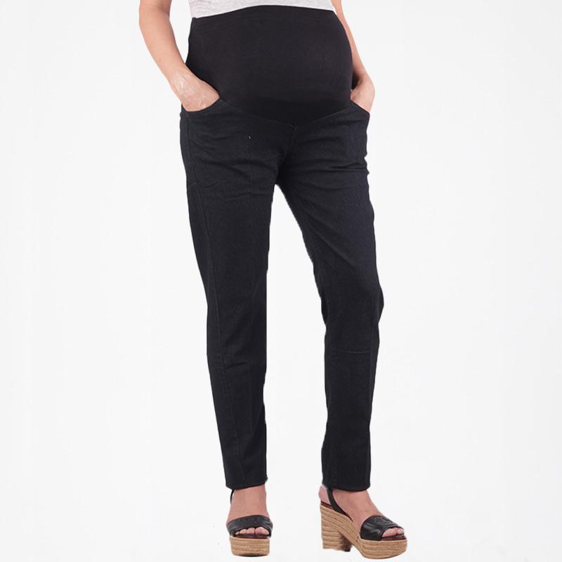 HMILL 470 Celana Ibu Hamil - Biru