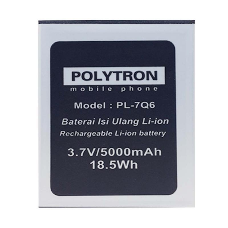 POLYTRON PL-7Q6 Double Power Battery for POLYTRON Rocket Q Five R1500. Brand: POLYTRON