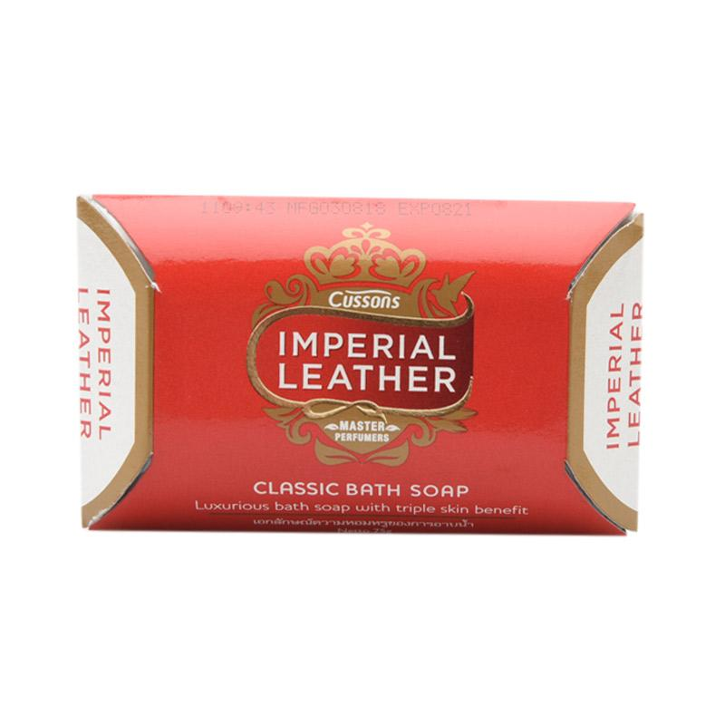 IMPERIAL LEATHER Bar Soap Classic
