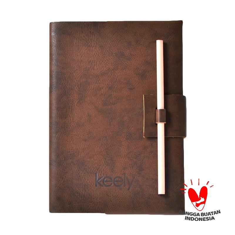 Keely Kulit Note Book Cover