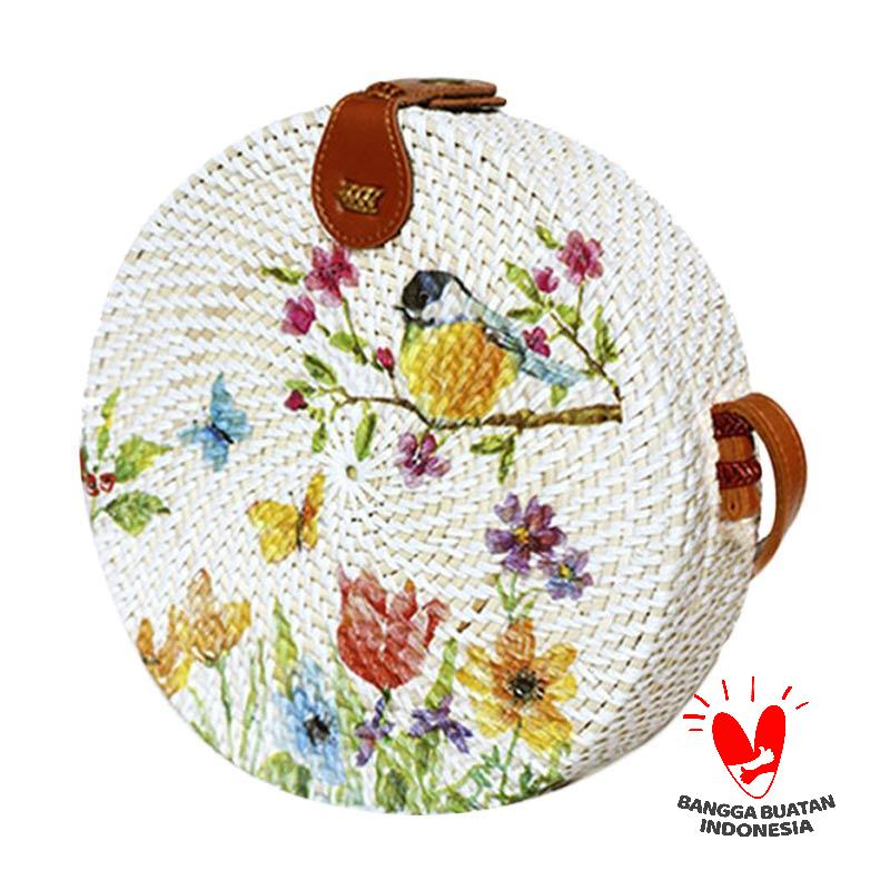SWEET HONEY BOUTIQUE Lukis Motif Burung TRL043 Decoupage