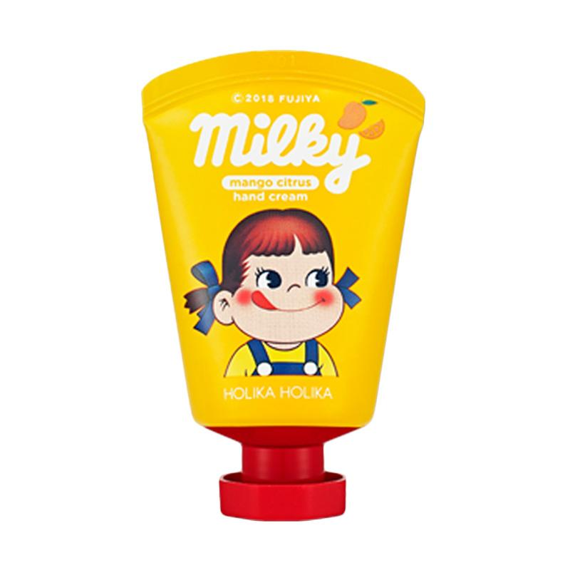 Holika Holika x Peko Mango Citrus Hand Cream 30 mL