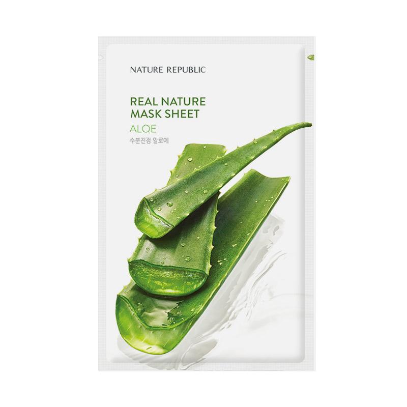 Nature Republic Sheet Mask Aloe Vera