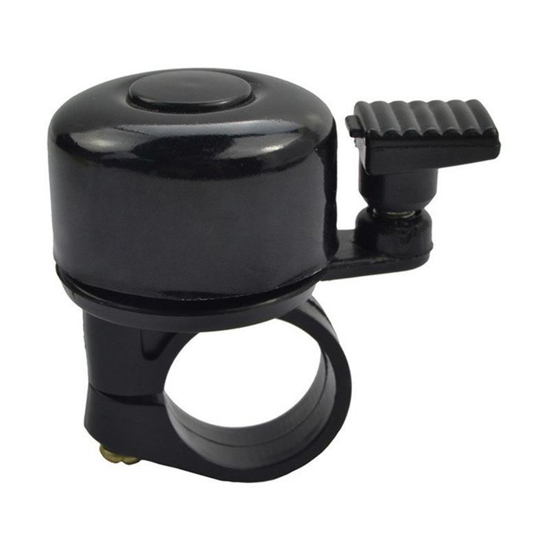 Sport Bike Bicycle Cycling Bell Metal Horn Ring Safety Sound Alarm Handlebar ER