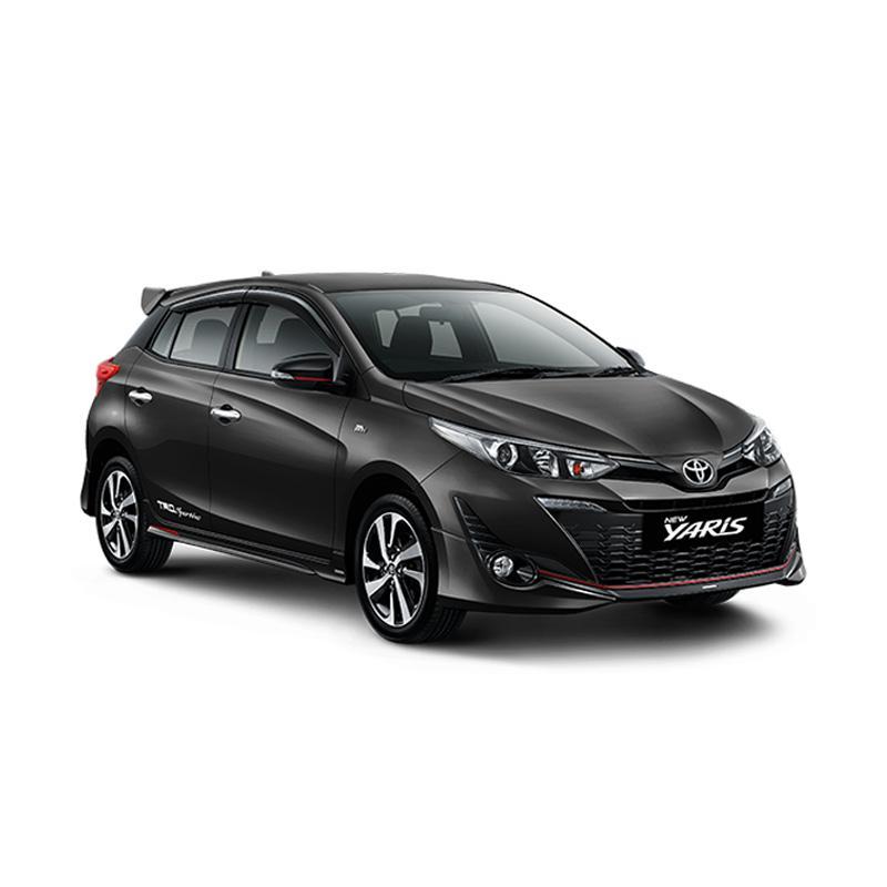 Toyota New Yaris 1 5 E