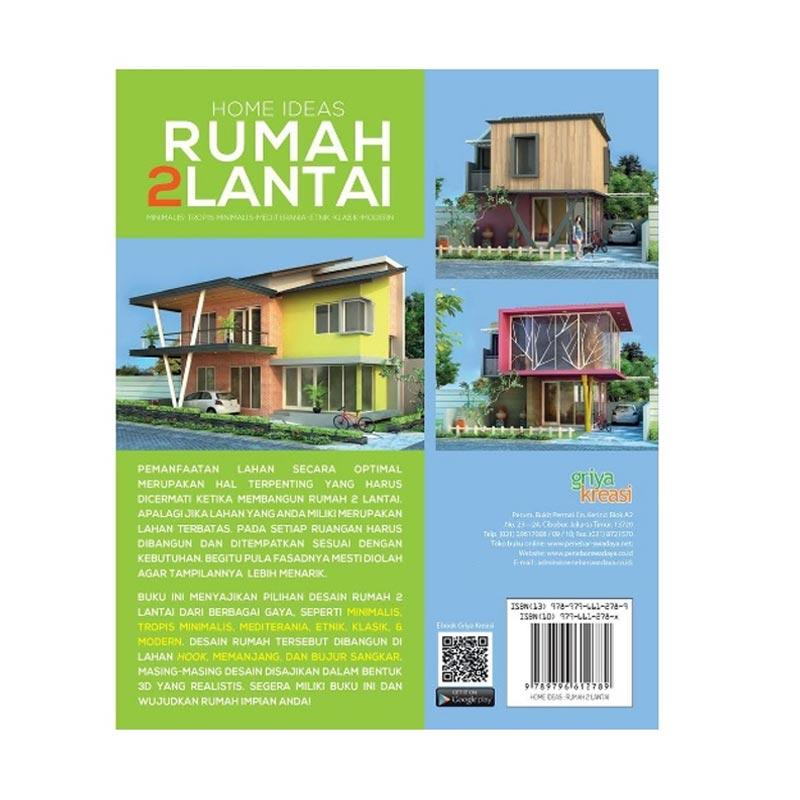 Rumah Minimalis Lantai 2 Nuansa Ungu  jual griya kreasi home ideas rumah 2 lantai by tim d maximus