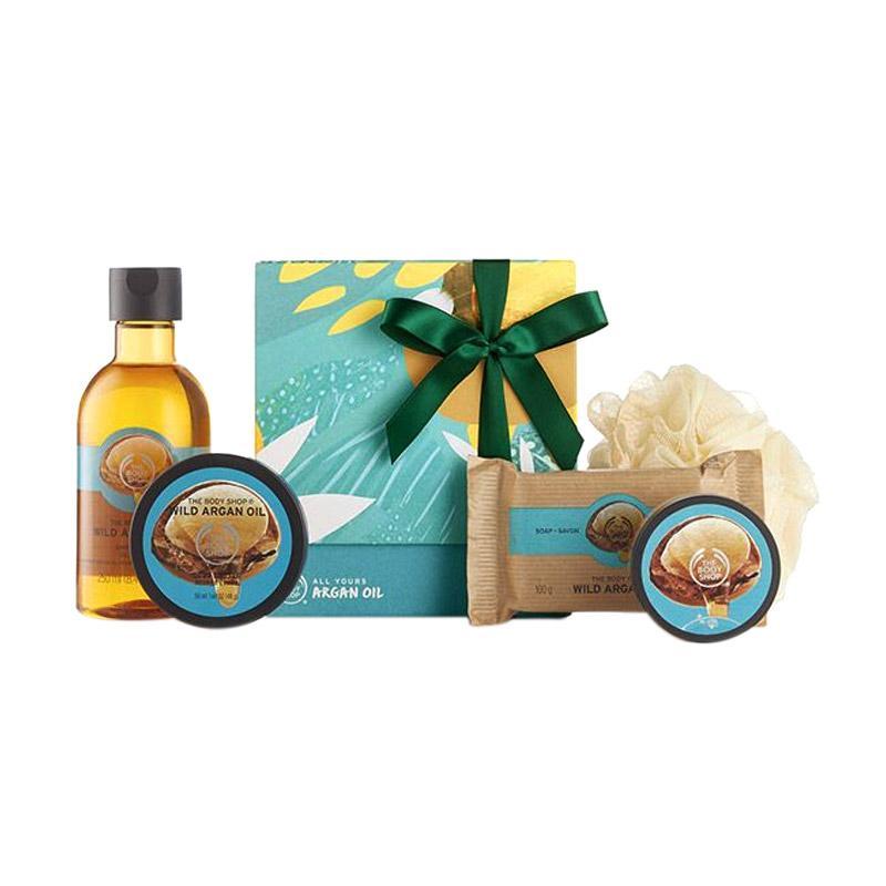 The Body Shop Gift Small Argan Paket