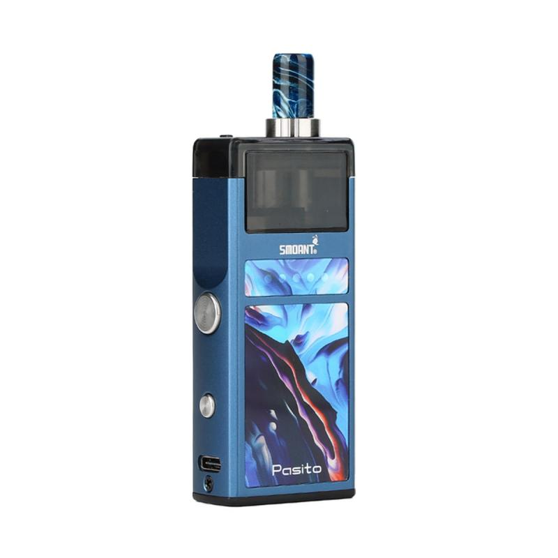 Jual Smoant Pasito Kit Vape Authentic Bronze Blue Online November 2020 Blibli