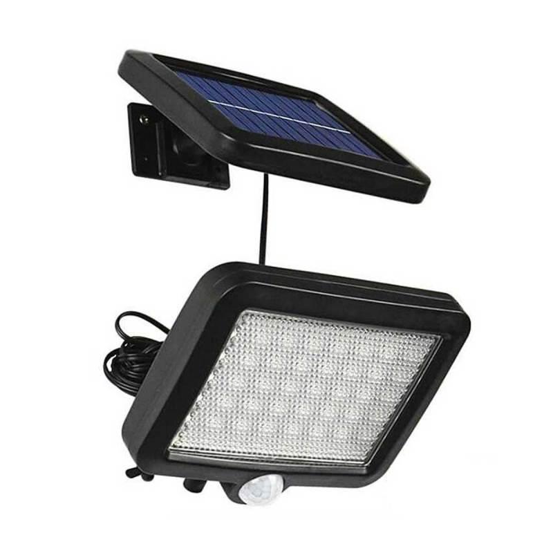 Jual Lampu Taman Solar Panel Pir Motion Sensor 56 Led 400lumens Dpt18 Online April 2021 Blibli