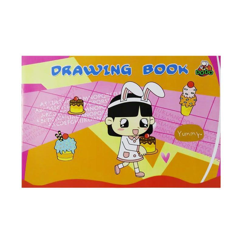 Jual Dodo Drawing Book Buku Gambar A4 1 Pak Online September 2020 Blibli Com
