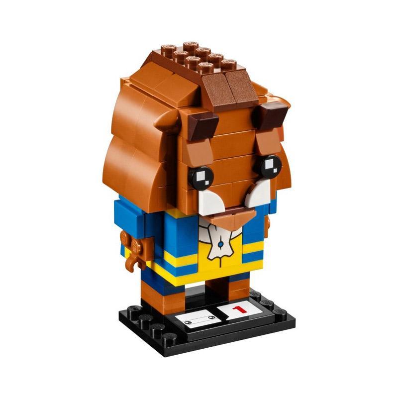 Lego Brickheadz Beauty /& The Beast Display Stand 41596