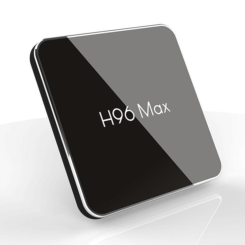 H96 Max X2 Android 8.1 4K HD Smart TV Box Amlogic S905X2 Quad Core WIFI 2019 New