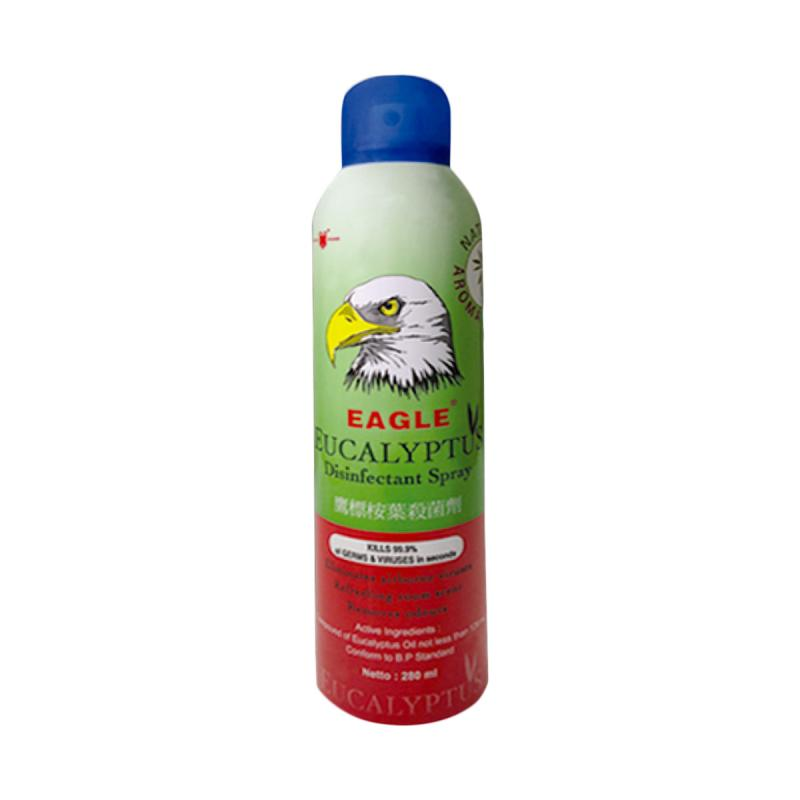 Caplang Eagle Eucalyptus Disinfectant Spray