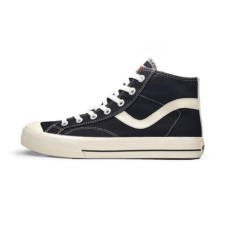 Ventela Public High Sepatu Sneaker Pria