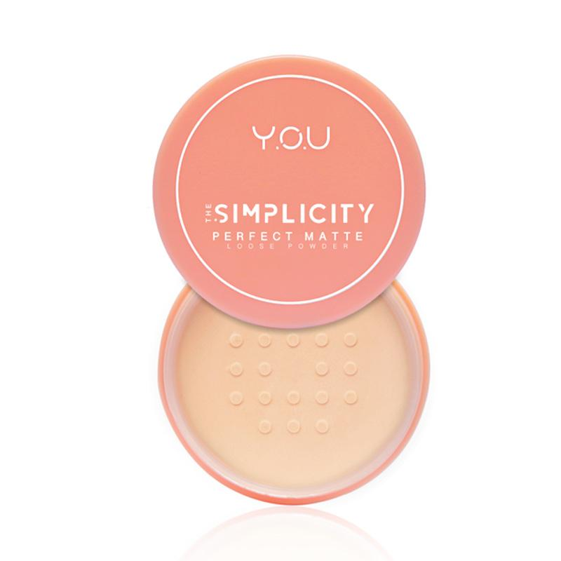 The Simplicity Perfect Matte Loose Powder