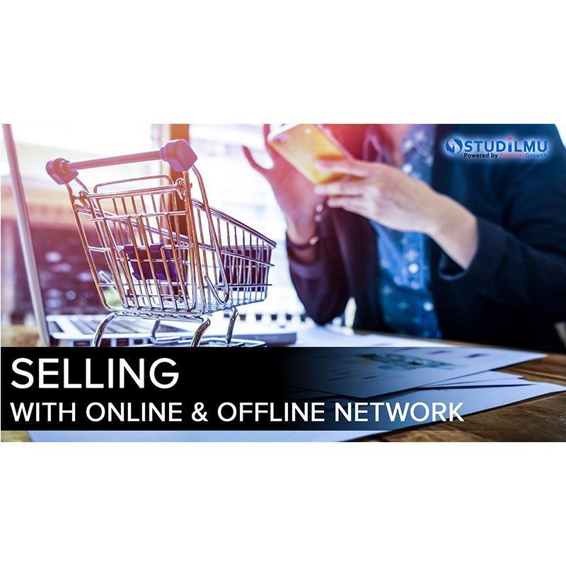 STUDiLMU Selling with Online Offline Network E Ticket