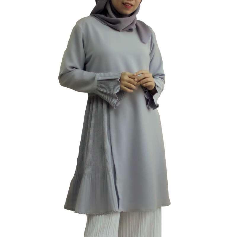 Jual Nobby Hijab Javina Tunik Plisket Atasan Wanita Online Maret 2021 Blibli