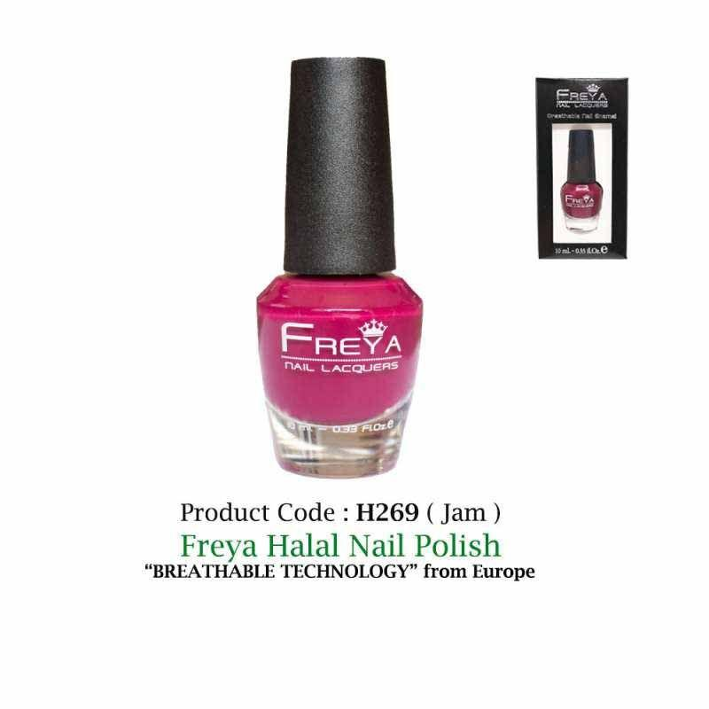 Jual Freya 269 Breathable Nail Polish Kutek Cat Kuku Online November 2020 Blibli
