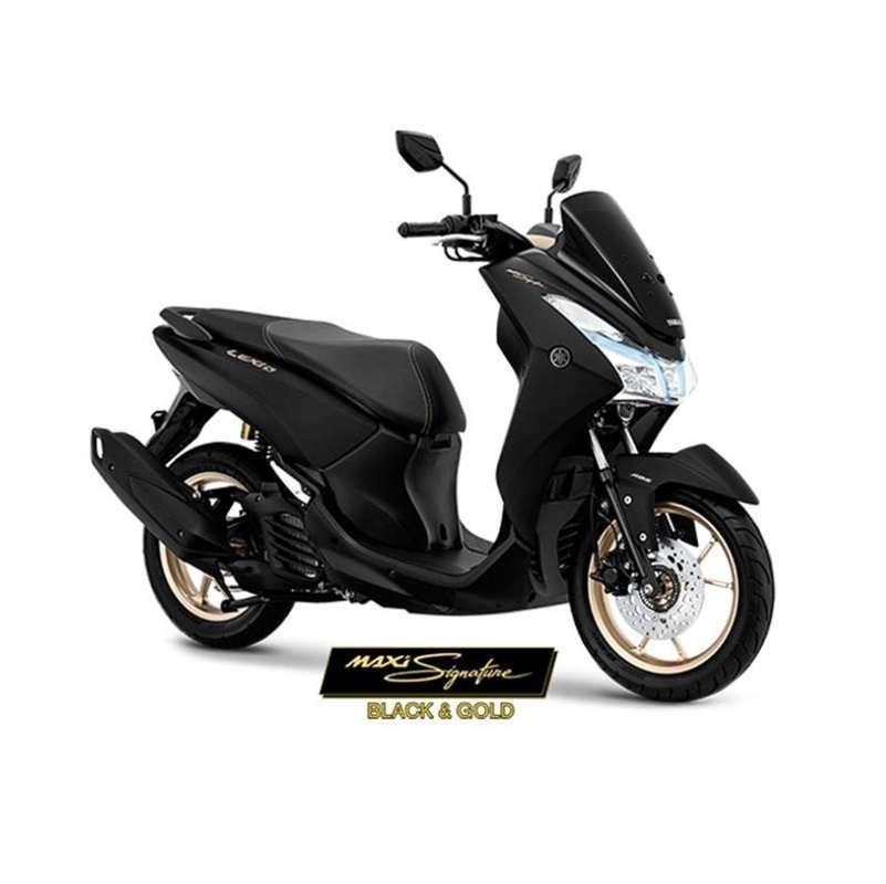 PESTA MERDEKA Yamaha Lexi S ABS VIN 2019 OTR Jabodetabek Jabar Jateng Yogyakarta