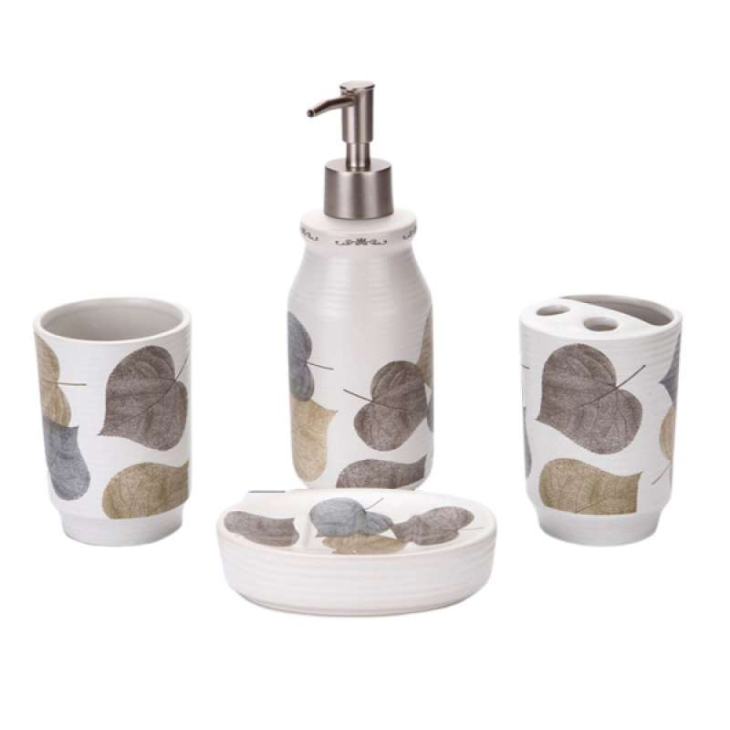 Modern Resin Stone Bathroom Accessories