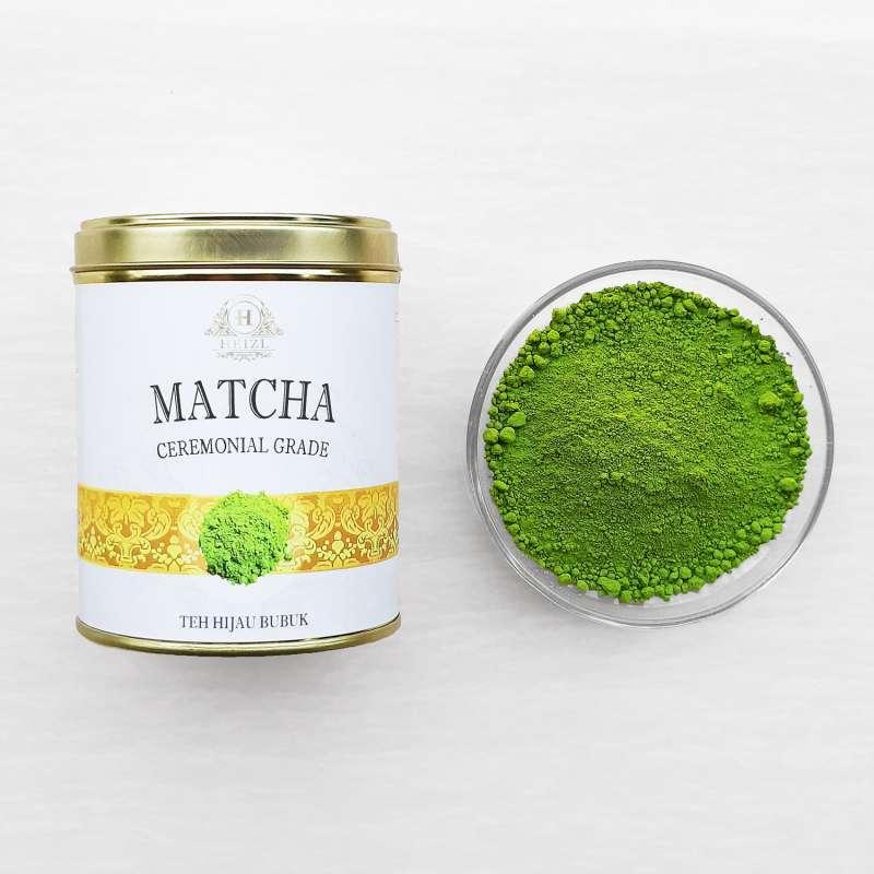 √ Heizl Matcha Japanese Green Tea Powder [100g] Terbaru Juli 2021 harga  murah - kualitas terjamin | Blibli